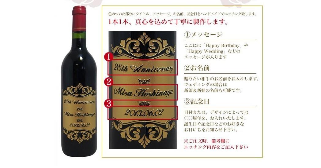 赤ワイン グラスセット